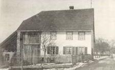 Altes Haus - Häfeli Ofenbau